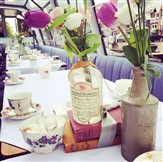 Midsomer Experience River Cruise & Vintage Tea