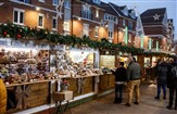 Canterbury shopping and Christmas Market