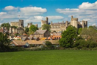 Arundel Castle & Gardens ~ Tulip Festival