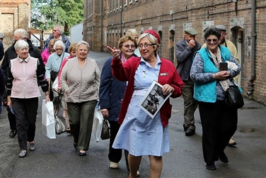 Call The Midwife Tour & Cream Tea