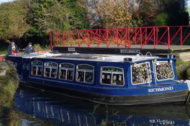Chichester Canal Cruise inc. Pie & Mash