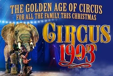 Circus 1903 ~ Royal Festival Hall London (Matinée)