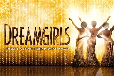 Dreamgirls ~ Marlowe Theatre, Canterbury (Matinee)