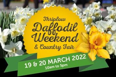 Thriplow Daffodil Weekend & Country Fair