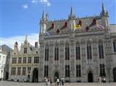 Bruges & chocolate shop via Eurotunnel