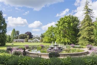 Cambridge University Botanic Gardens & free time
