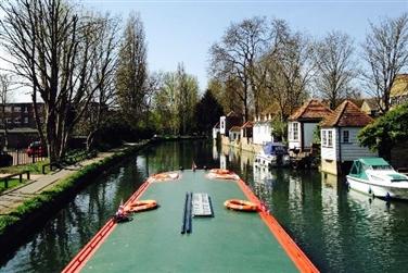 Hidden Hertfordshire ~ Fish & Chip Cruise