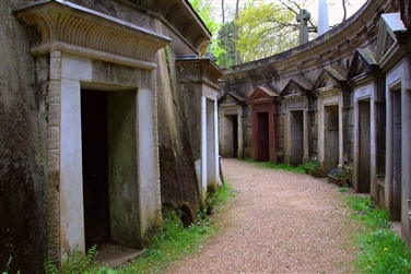 Highgate Cemetery & 2-course lunch