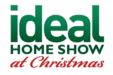 Ideal Home Show at Christmas ~ Olympia
