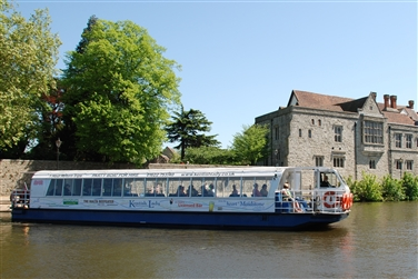 Kentish Lady River Cruise with Fish & Chip Lunch