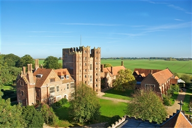 Layer Marney Tower Tour & Ploughman's Lunch