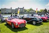 Leeds Castle - Motors by the Mote
