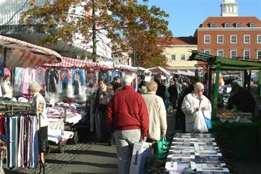 Romford Market