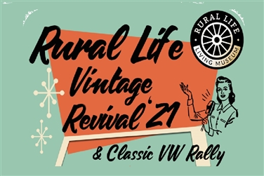 Rural Lfe Living Museum ~ Vintage Revival