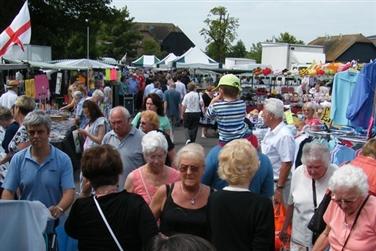 Rye on Market Day