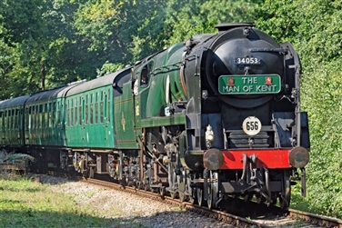 Spa Valley Railway inc, Fish & Chip Lunch