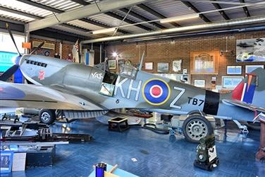 RAF Manston History & Spitfire Memorial Museum