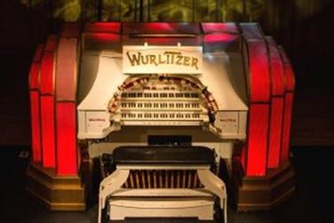 Mighty Wurlitzer Christmas Concert & Afternoon Tea