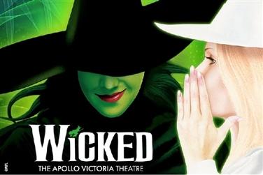 Wicked the Musical, Apollo Victoria Theatre London