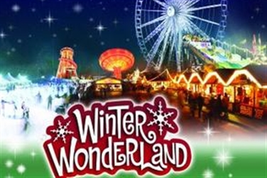 Winter Wonderland ~ Hyde Park