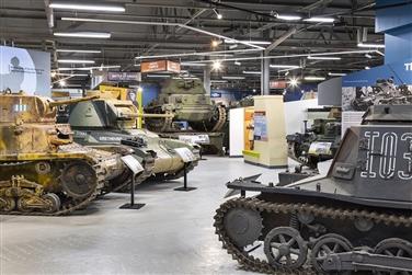 Bovington Tank Museum, Dorset