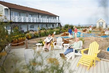 Warner's Corton Coastal Village (Half Board)