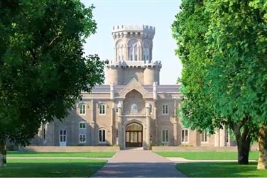 Warners Studley Castle (Half Board)